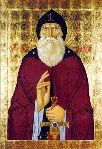 Икона Святого Илии Муромца
