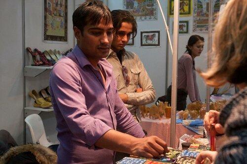 Индийская ярмарка