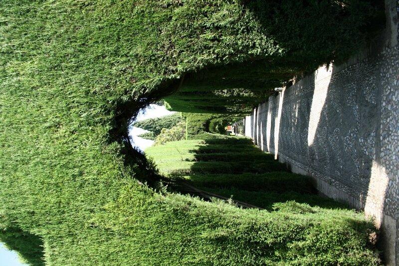 Granada, Jardines del Generalife