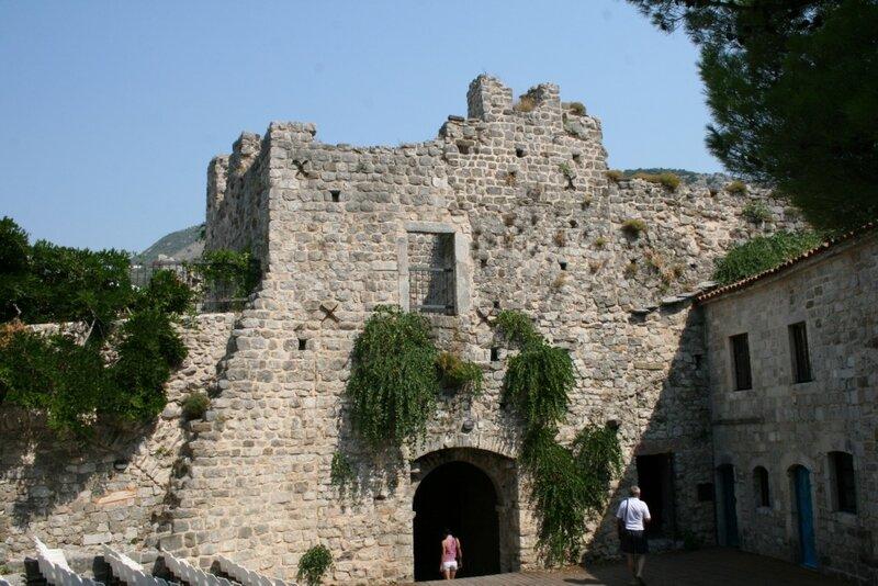 Черногория, Старый Бар