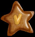 звезда v