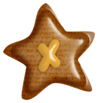 звезда x