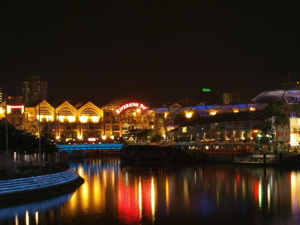 Завораживающее сочетание Востока и Запада, смешение малайской, европейской и китайской культур, Сингапур является...