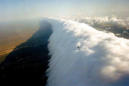 «Облака утренней славы» — уникальное атмосферное явление