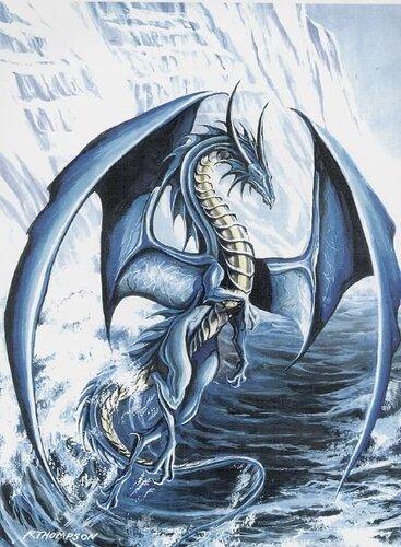 Криска-дракон
