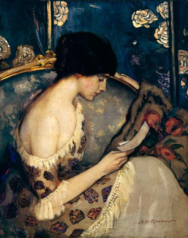 Agnes Goodsir 1915