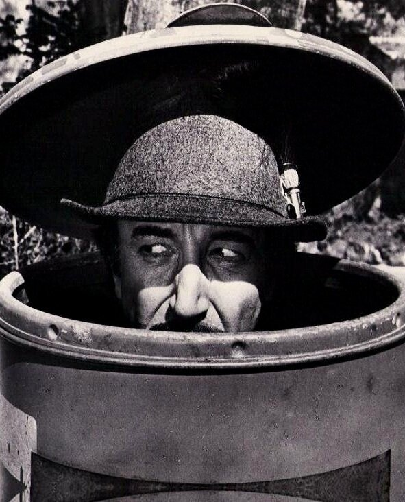 Peter Sellers in The Pink Panther 1963