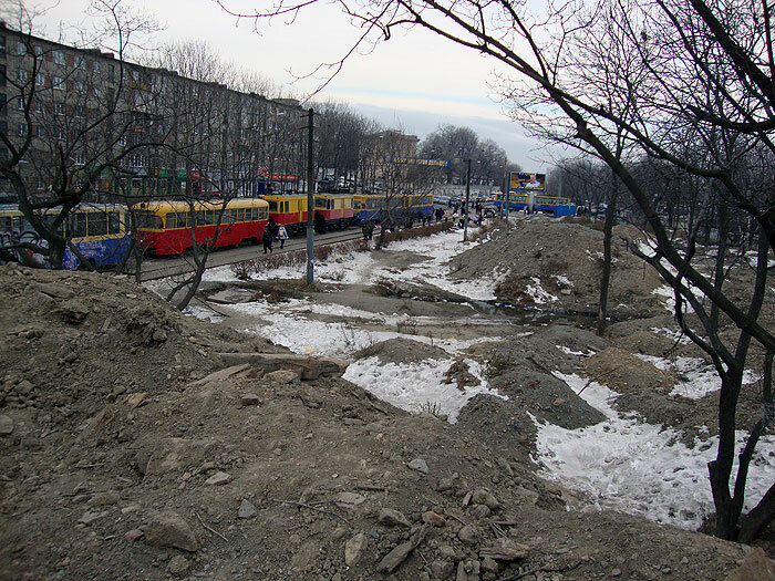 Владивостокский трамвай