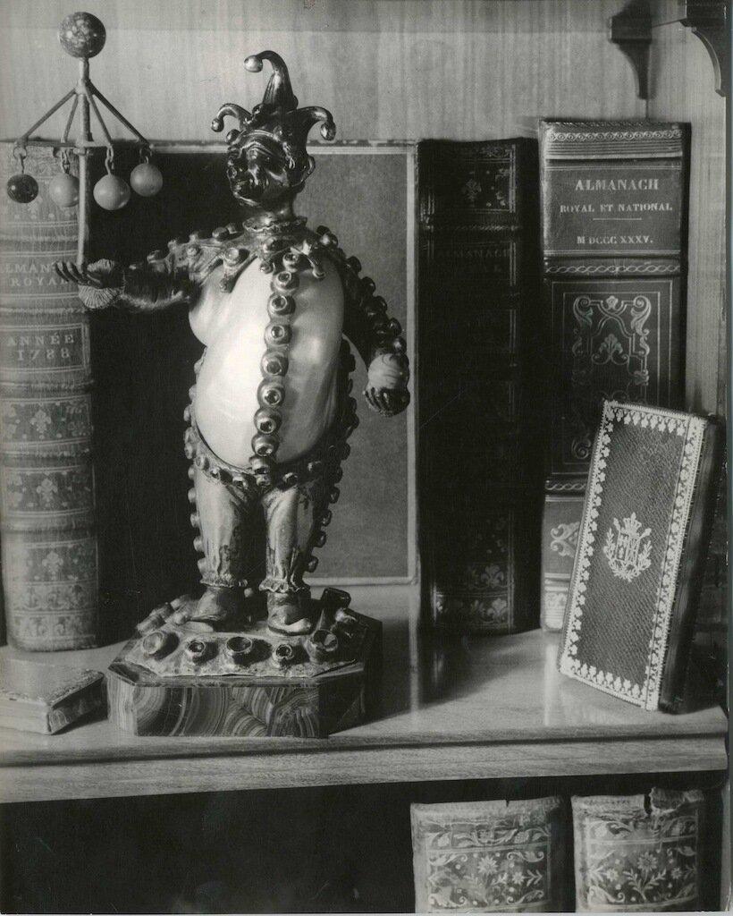 1950. В квартире коллекционера