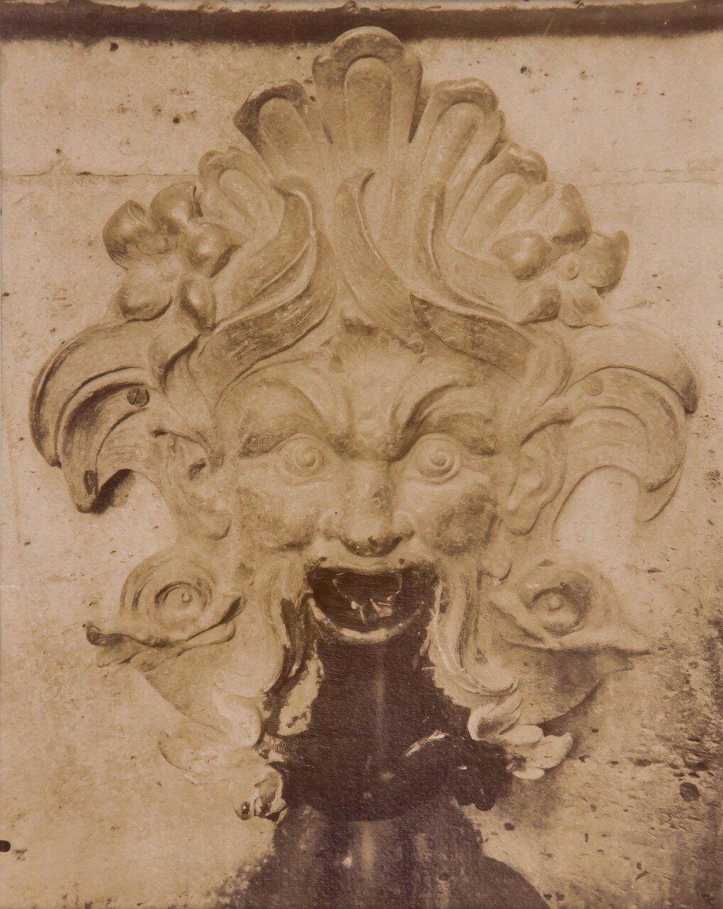 1895. Улица Рыбного Предместья, дом 58 (деталь)