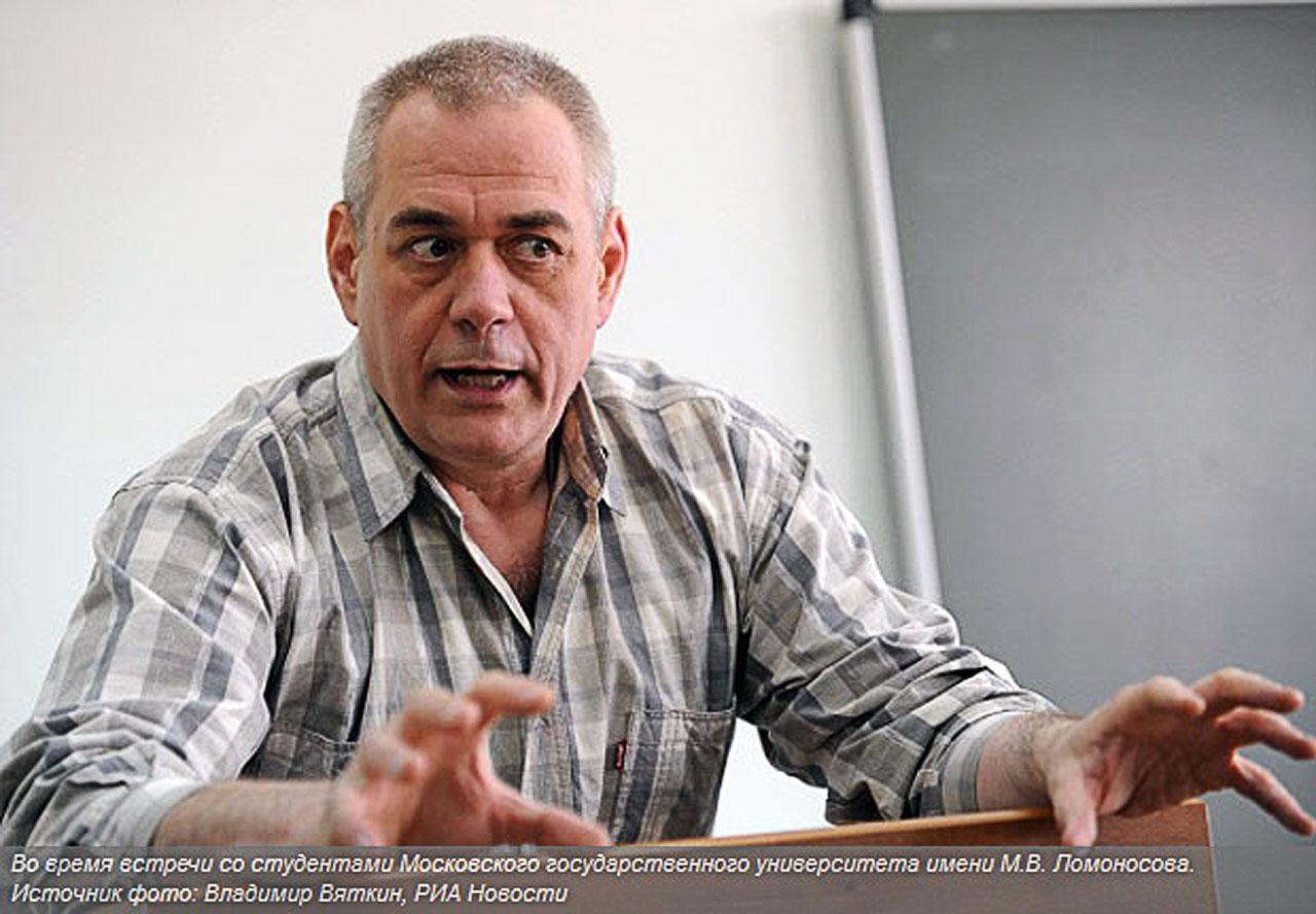 Доренко Сергей Леонидович — упырь здешних мест.
