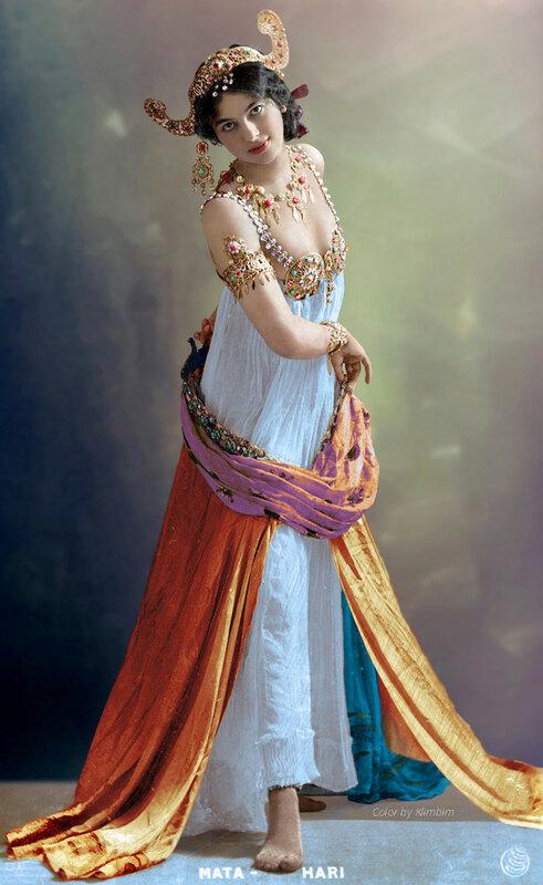 Mata Hari | Мата Хари