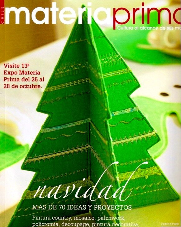 Materia Prima Navidad №70 - 2007