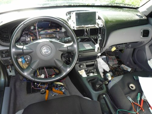 стекло на фары BMW e39 рестайлинг