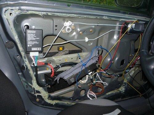 инструкция по установке доводчика стекол ниссан икстрейл - фото 4