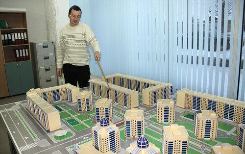 """В """"Zere-Центр"""" настаивают, что """"Новый город"""" будет, и даже показывают второй дом"""