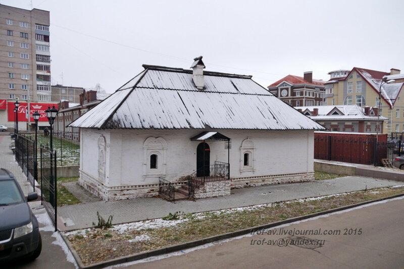 Щудровская палатка, 17 в., Иваново