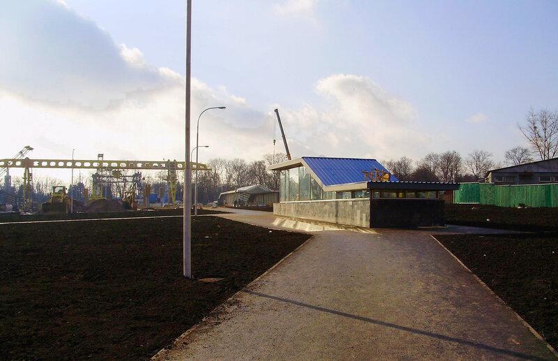 Выставочный центр - метро 11.12.2011