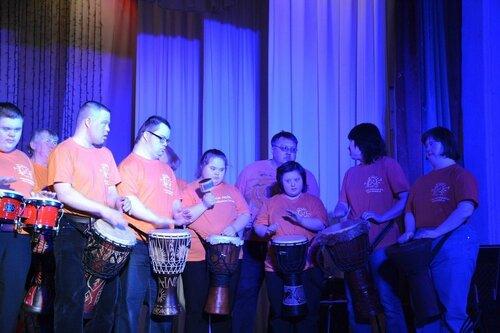 В регионе впервые прошел инклюзивный фестиваль «Все вместе»