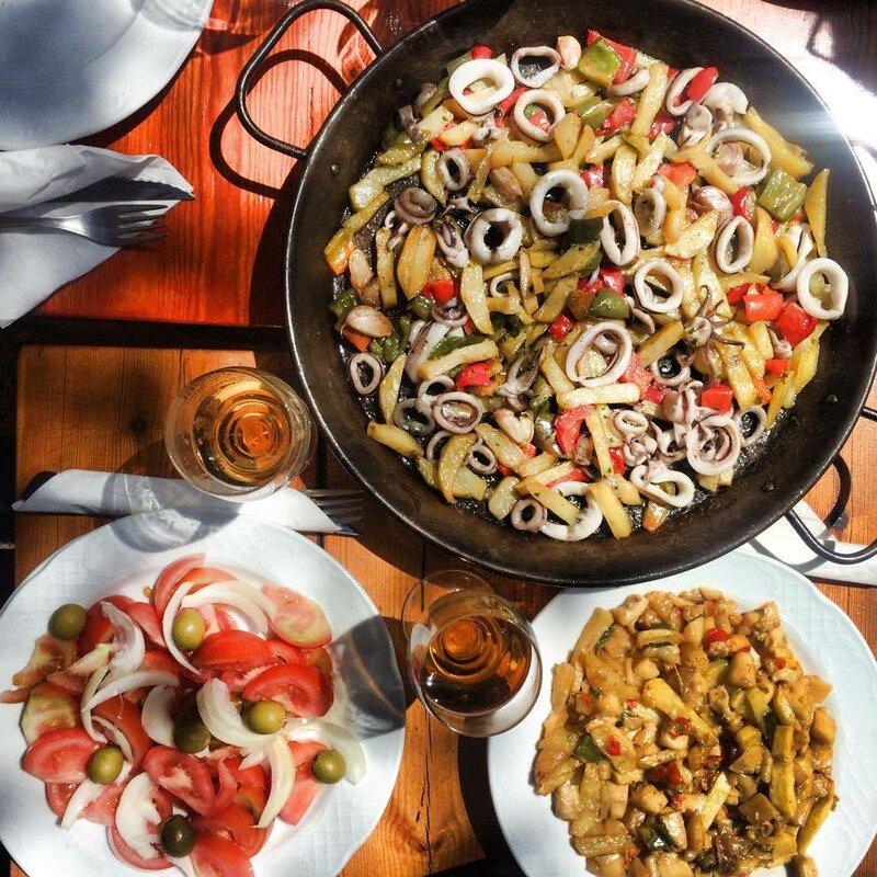 фото красивая еда
