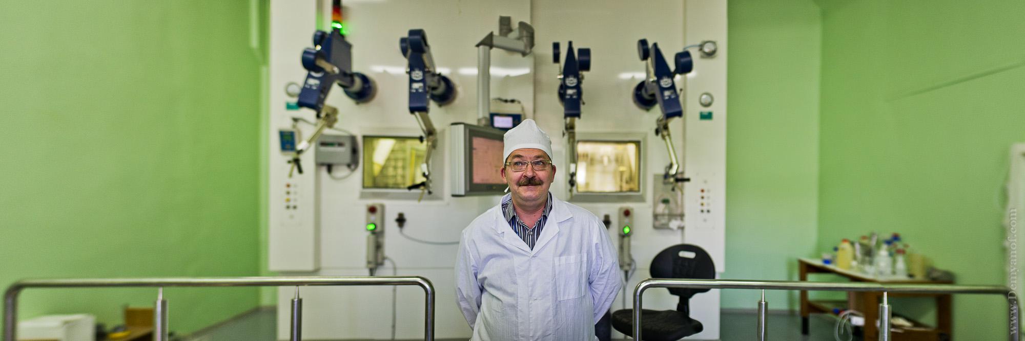 Портрет научного работника