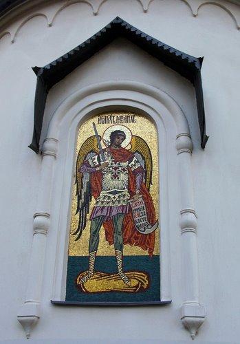 Храм Успения Богородицы. Чехия, Прага. Ольшаны