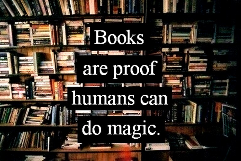 о книгах
