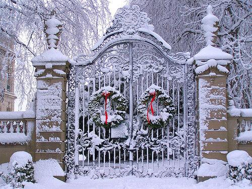 Фотографируем зимний пейзаж