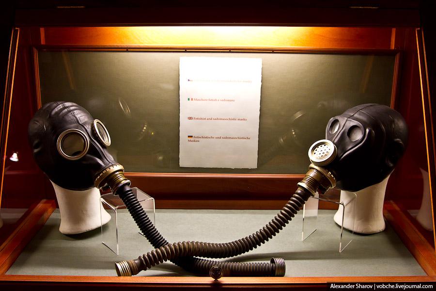 Фото музей секс машин прага