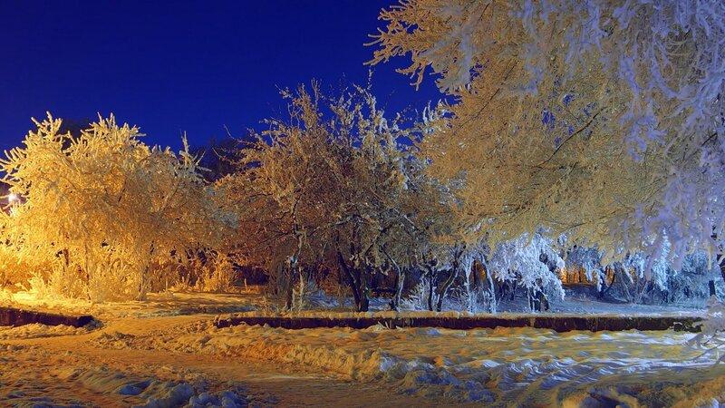 Песня зимой 2