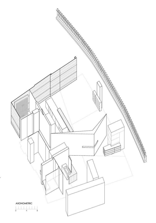 Watergate Apartment на 14-м этаже в Вашингтоне