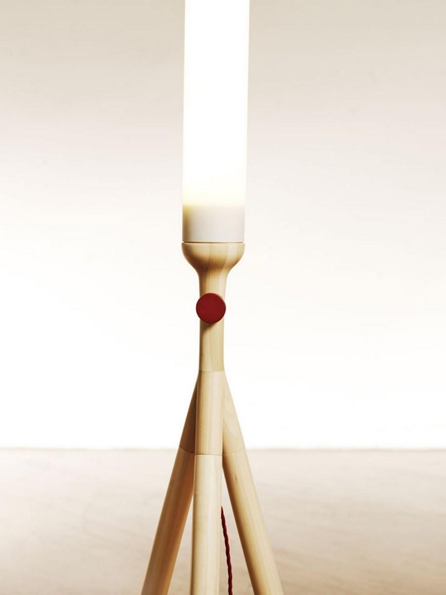 Лампа Lighthouse от Димитриос Стаматакис