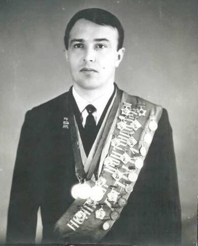Мартемьянов Владимир Давыдович 1966г