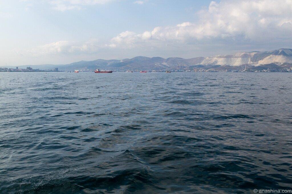 Панорама Цемесской бухты