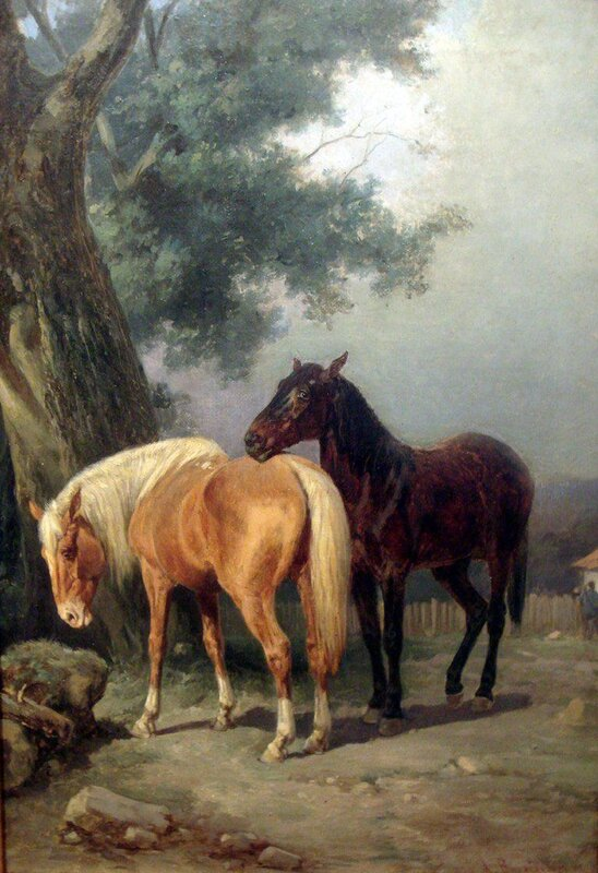 Александр Виллевальде. 1882