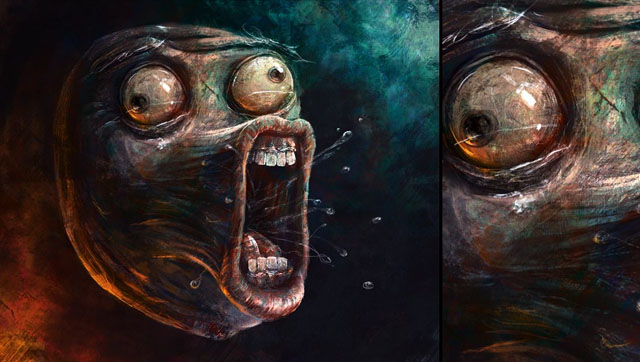 Illustrated The Internet by Sam Spratt