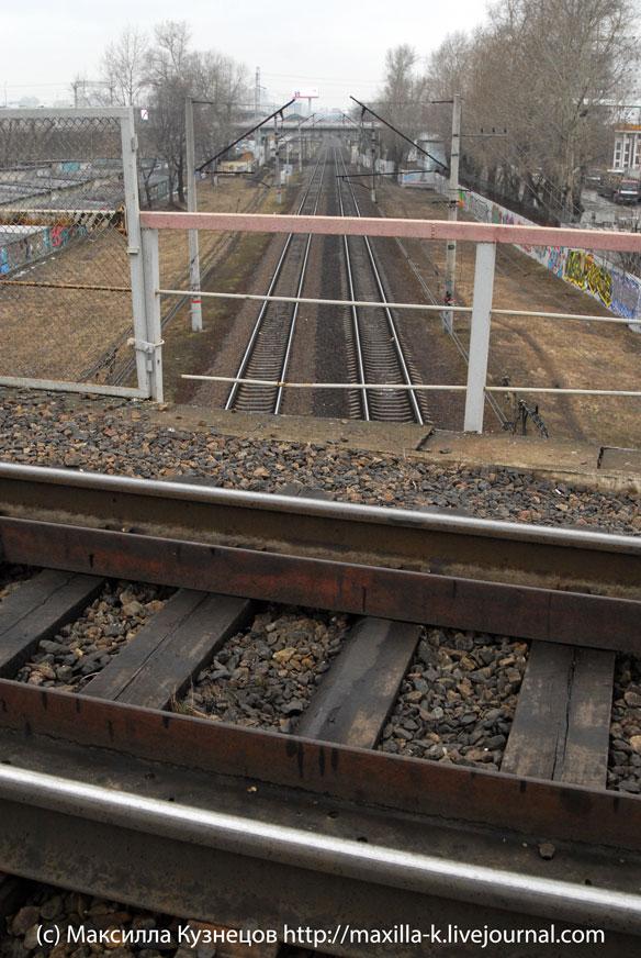 Железнодорожные перекрестки