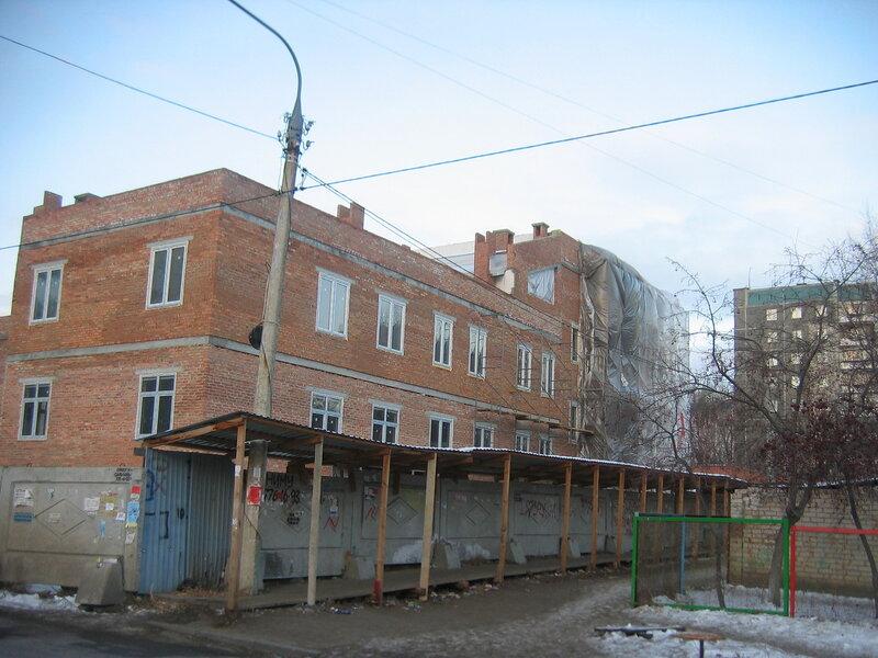 Медицинский центр на Чичерина (23-12-2011)