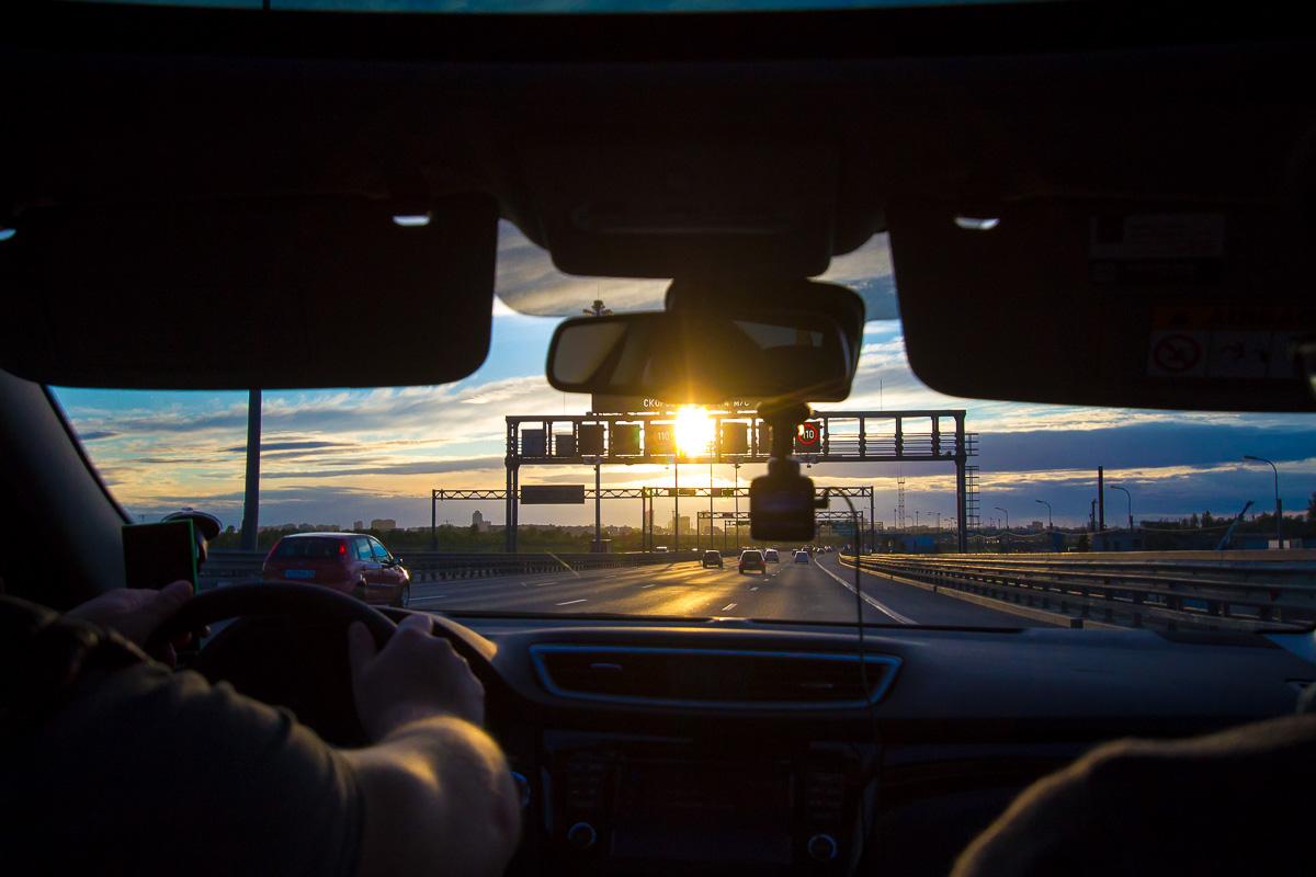 Кольцевая автодорога (Санкт-Петербург) 5