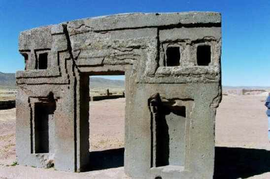 10 древних инопланетных загадок