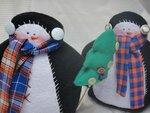 Пингвинячья семейка