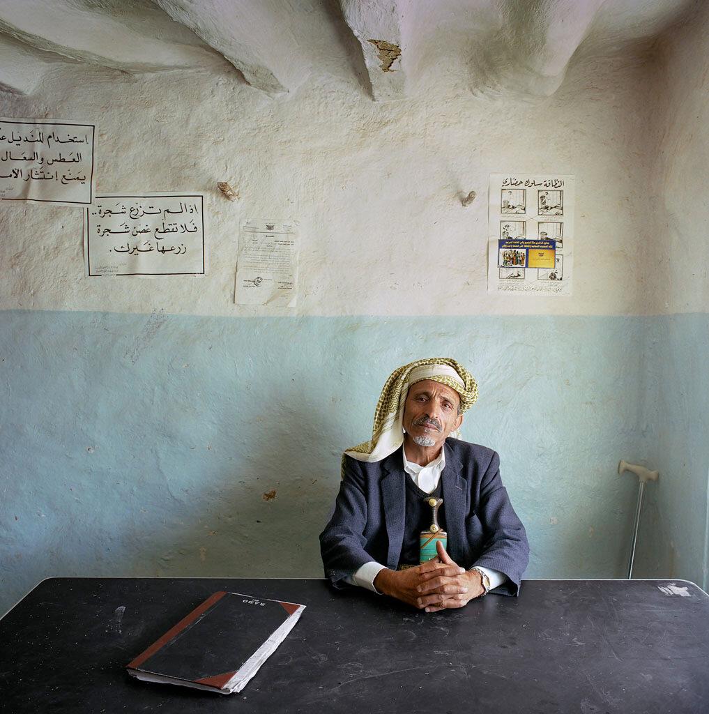Yemen Bureau by Jan Banning.
