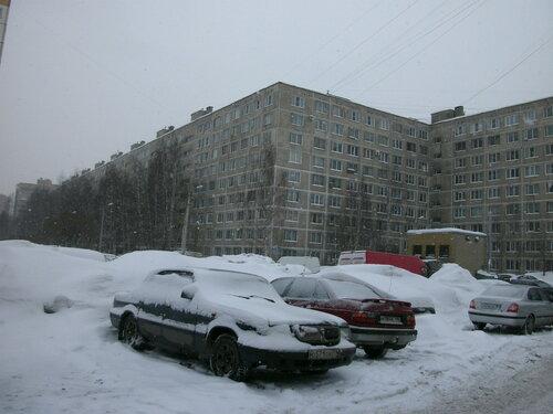 Искровский пр. 4к2