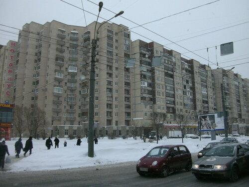 пр. Большевиков 2