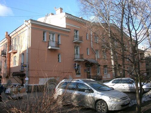 Енотаевская ул. 10к1