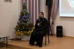 Предрождественская встреча в Кедринской библиотеке