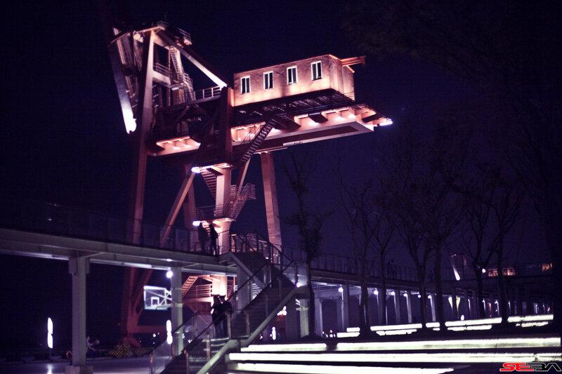 Автор: Петкун Евгений, блог Евгения Владимировича, фото, фотография: Pierre Lelievre & Anthony Finocchiaro' in CHINA
