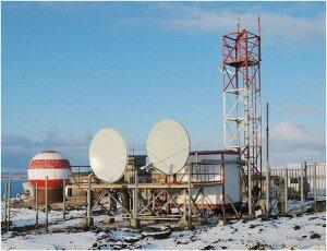 Первая цифровая радиотелевизионная  станция начала работу на Командорах
