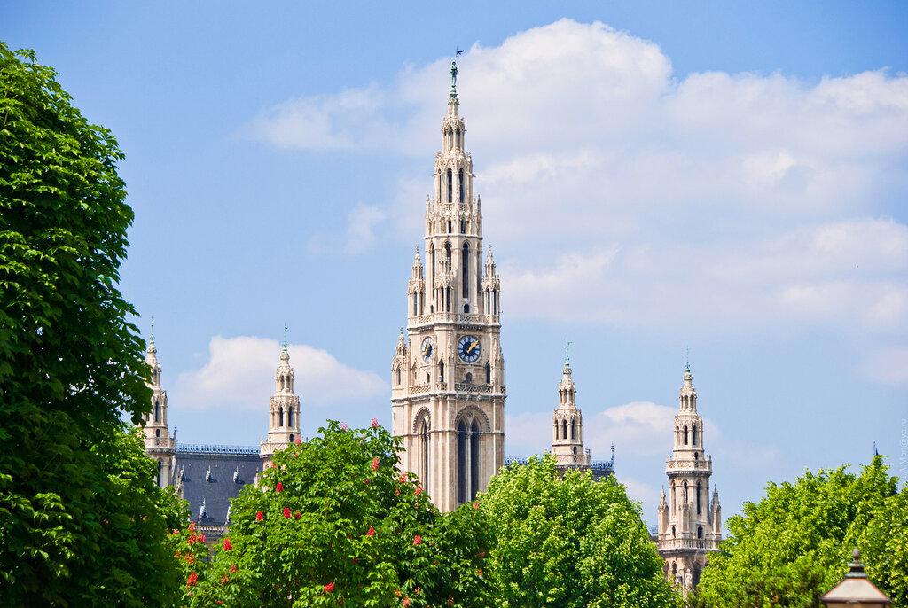 Австрия. День4: Вена– часть1