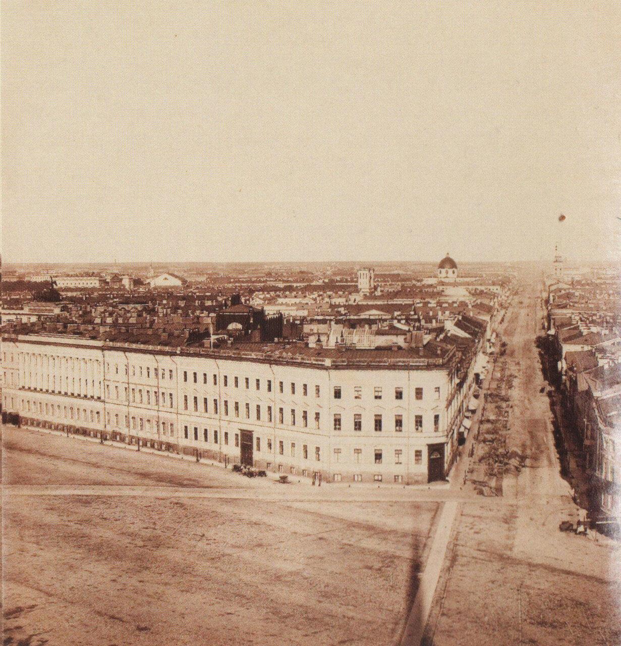 Панорама Санкт-Петербурга. 1861.9
